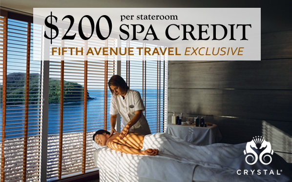 Email promotion from fifth avenue travel for 5th avenue salon